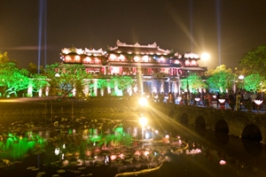 Hue Heritage Week hopes to attract tourists</b><br><i>December 18, 2012