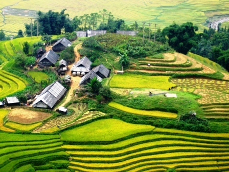 SAPA TREKKING TOUR COCLY MARKET 3 DAYS