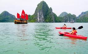 HALONG BAY 2 DAYS/ 1 NIGHT ( OVER NIGHT ON BOAT)